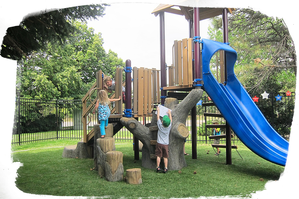 The Developmental Benefits of Playgrounds - Part 1