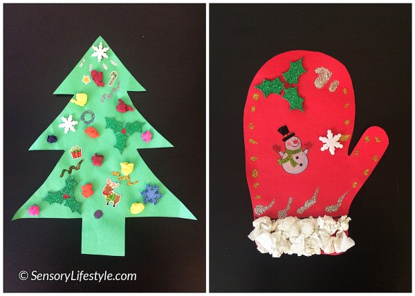 Christmas activities: Decorating fun