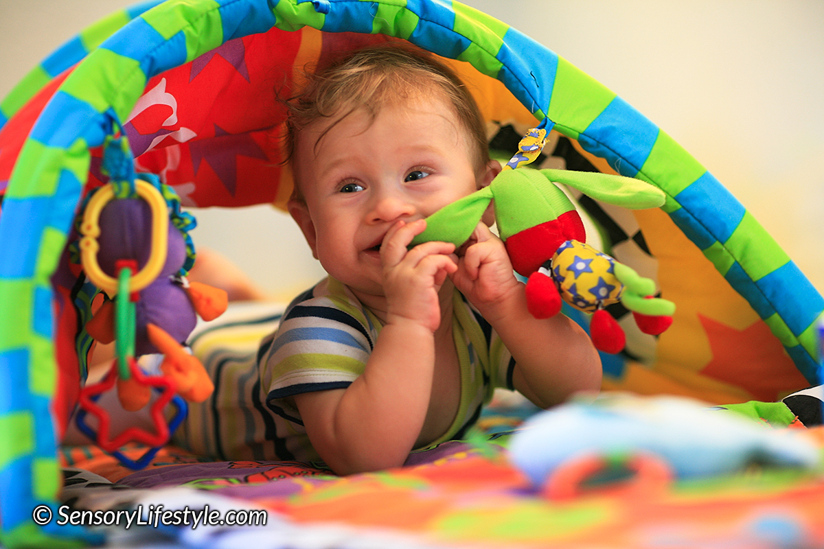 Month 7: Top 10 Sensory Activities for  7 month old baby