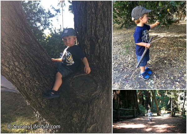 22 month toddler activities: Outdoors at 22 months