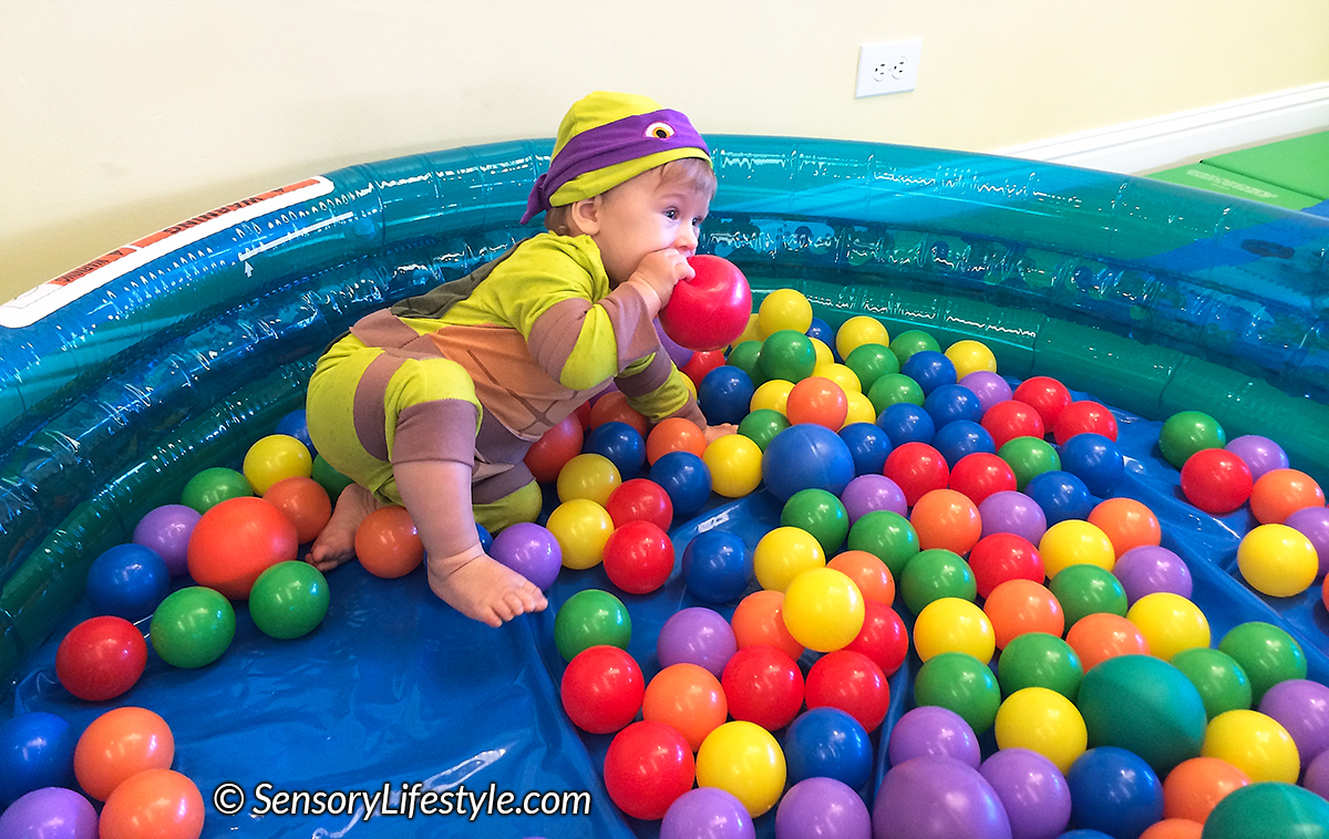 Month 8: Top 10 Sensory Activities for your 8 month old baby