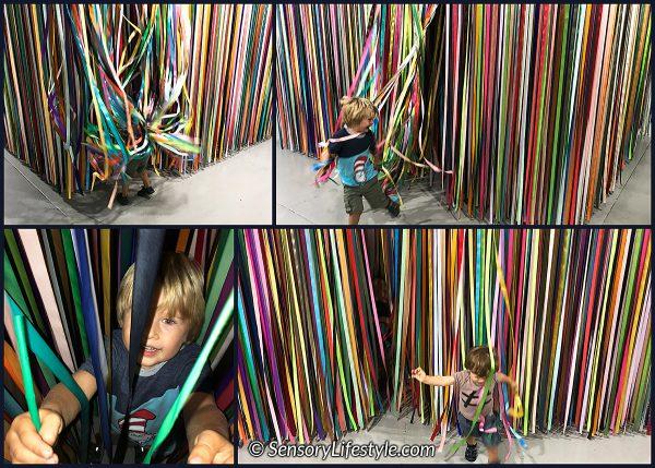 Ribbon room