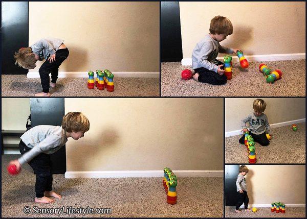Bowling tricks