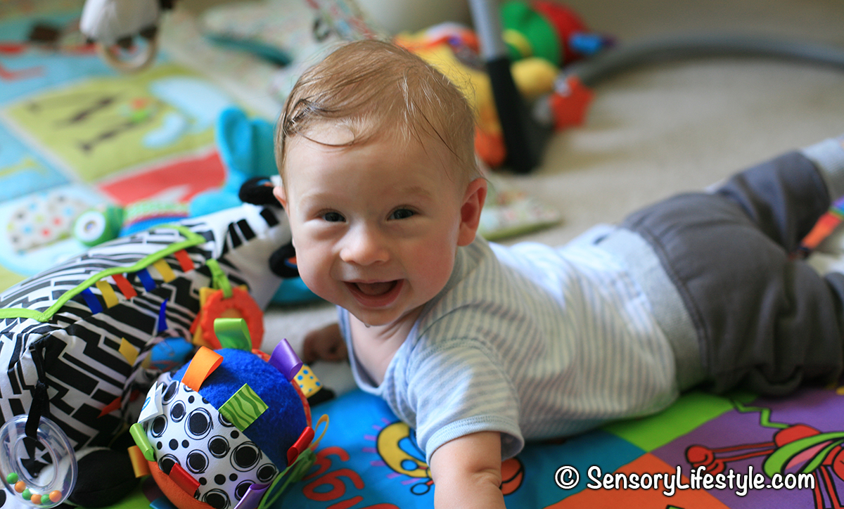 Indoor Activities for Babies at Home